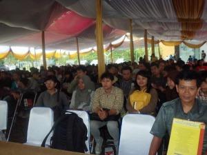 Undangan Lounching Linux Banten