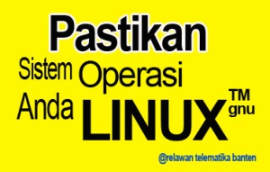 Linux GNU Banten Telematika